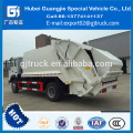 RHD 12M3 Compactor Muck Truck For Sale garbage can cleaning truck