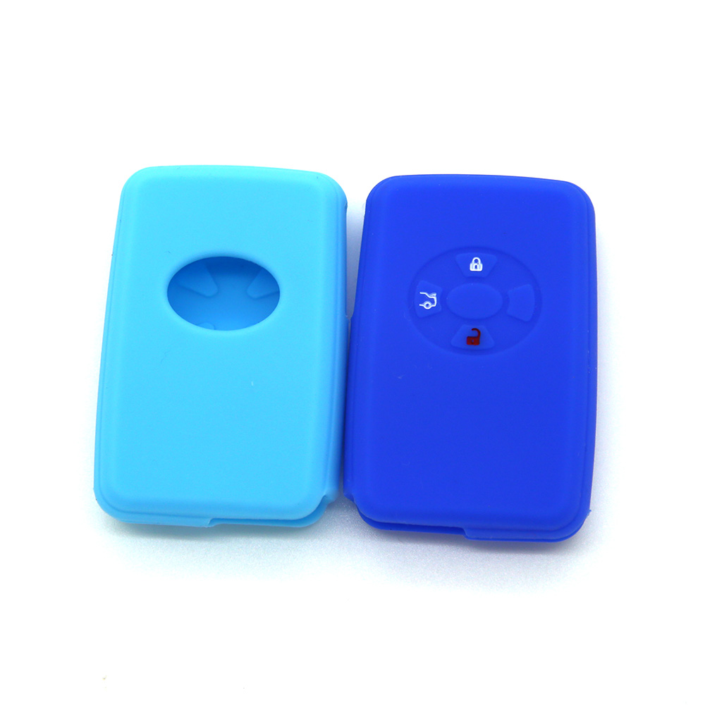 Corolla Smart Silicone Car Key Cover