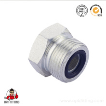 Enchufe métrico macho en O-Ring Plug 4e