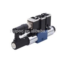 Electroválvulas proporcionales para cnc