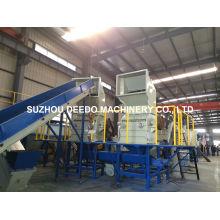 Haustier-Plastikwiederverwertungsmaschine 500kg / H