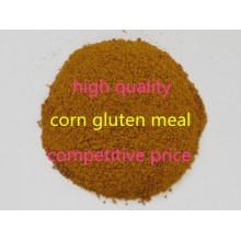 Repas de gluten de maïs pour l'alimentation des animaux (VENTE CHAUDE)