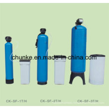 Chunke High Quality Blue Water Softener for Water Treatment Machine