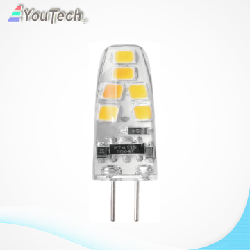 12led Dimmable 1W G4 LEDランプ