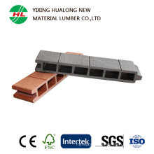 High Quality Crack-Resisitant Composite Decking for Garden Use