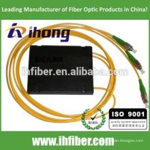 Fábrica SC FC ST LC Fibra óptica Splitter