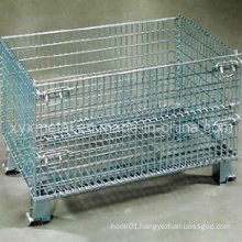 Industrial Warehouse and Workshop Standard Storage Mesh Container