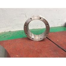 Discos de acero inoxidable con mecanizado CNC