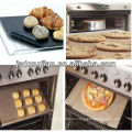 Dongjian Non-Stick Ptfe Ofen Liner als Kissen des Ofens verwendet
