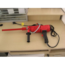 80mm 1500W Portable Diamond Core Drill Machine with Three Sp
