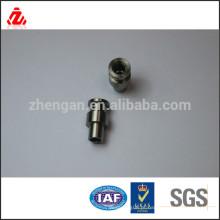 304 tubo de usinagem de aço inoxidável 316 / tubo de carro