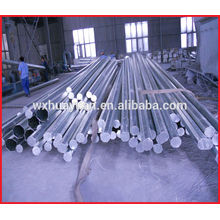 galvanized steel electrical standard pole