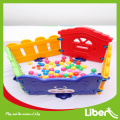 Kids plast ball pool