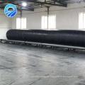 Barcaça Landing e Lançamento de Airbag do Navio Inflável