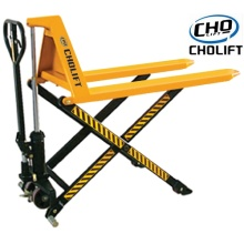 China for Hand Scissor Truck,High Lift Pallet Jack,Double Piston High Lift Scissor Truck Manufacturers and Suppliers in China 1.5T High Lift Scissor transpallet supply to Nauru Suppliers