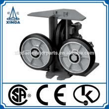 GDX05 chaussure de guidage à rouleaux pour contrepoids pour élévateur à grande vitesse pièce de rechange d'ascenseur