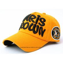 Fábrica de fornecimento de logotipo personalizado bordado Promotional Cotton Sports Baseball Cap