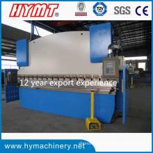 Wc67k-100X3200 Prensa plegadora hidráulica y prensa de placa de acero hornear