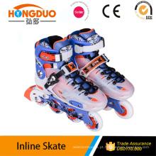 Sapatilhas de rodízio com sapato de skate / patins de rodas