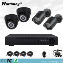 Kit DVR Pengawasan Keamanan Video 3.0MP CCTV