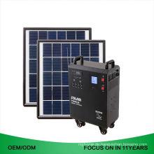 7Kw 500W 3 Phasen 7.5Kw 6Kva 2000Watt 2 Kilowatt-Sonnenenergie-System