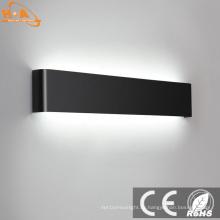 Крытый прямоугольник Алюминиевый светодиодный настенный светильник свет