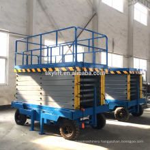 Industrial Electric Scissor Lifts
