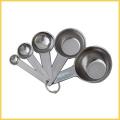 Ensemble et cuillère à mesurer 5 en acier inoxydable