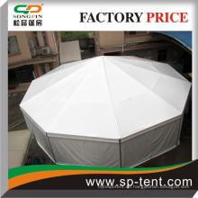 Runde Polygon Party Kuppel Zelt zum Verkauf