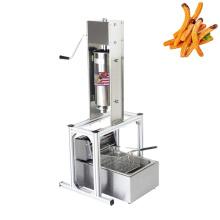 Automatic Hot Selling Churros Filling Machine Hollow Churro Machine