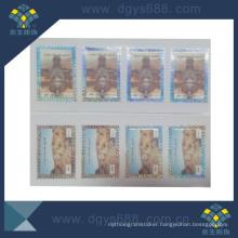 Hot Stamping Foil Stamp Printing