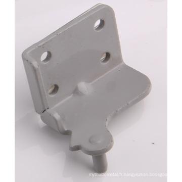 Pièces de support de l'estampe métallique (charnière1)