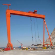 shipbuilding gantry crane 600 ton for sale