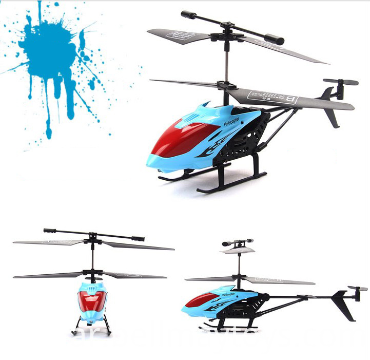 Mini Metal Radio Control Helicopter