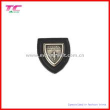 Kundenspezifische Lederplatte für Jacke