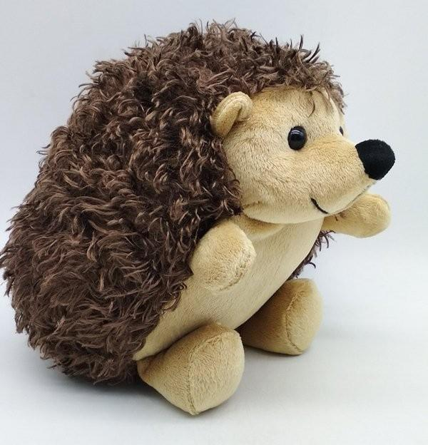 Plush Stuffed Animal Soft Toy Sitting Hedgehog 3