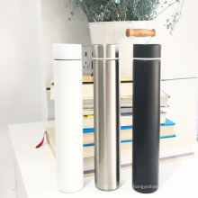 300ml adapté aux besoins du client isolé bouteille d'eau en acier inoxydable