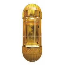Elevador da cápsula de Mrl, elevador da observação, elevador do vidro (XNG-007)