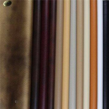 Couro sintético de PVC durável anti-abrasão para móveis (828 #)