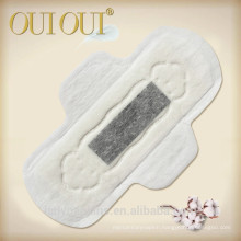 Natural Anion Herbal Breathable Lady Sanitary Napkin