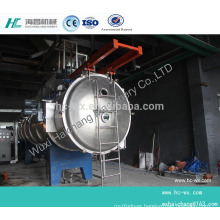 environmental continuous vacuum dryer