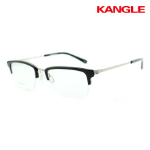 Fashionable Eyeglasses 2017 Brand Stainless Steel Optical glasses Frames
