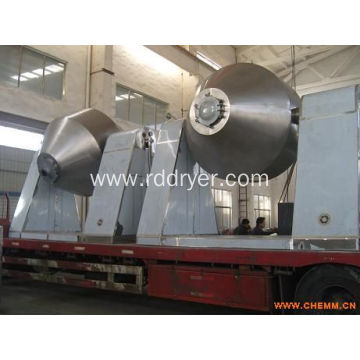 Inorganic Powder Double Cone Vacuum Dryer