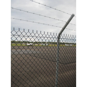 Tungt HDG Chain Link Mesh Fence
