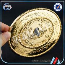 Benutzerdefinierte Metall-Druckguss texas Handwerk Gürtelschnalle