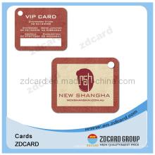 Membership Card of Supermarket Club Restaurant Member Card