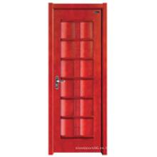 Puerta interior de madera (HDA-001)