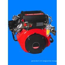 KA 12kw/16HP Twin-Cylinder Diesel Engine