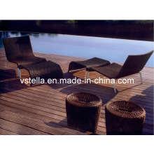 Garten Wicker Rattan Lounge Möbel