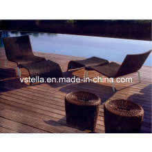 Garden Wicker Rattan Lounge Furniture